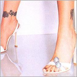 Alyssa Milano tobillos - Tattoo-Tattoos.biz- Galería de tatuajes para todos los modelos nuevos y viejos.