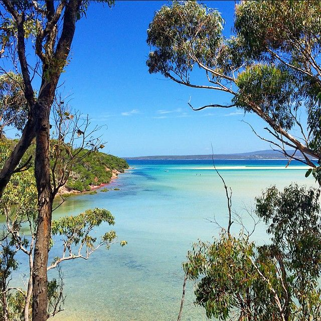 Merimbula, south coast of New South Wales, Australia