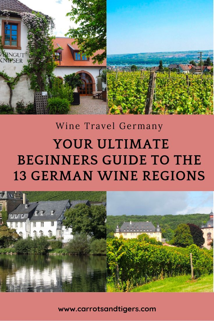 Your Ultimate Beginners Guide To The 13 German Wine Regions In 2020 German Wine Wine Region Germany Wine