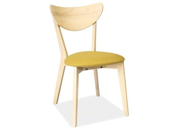 Krzesło drewniane CD-37 marki Signal. Meble do domu i ogrodu