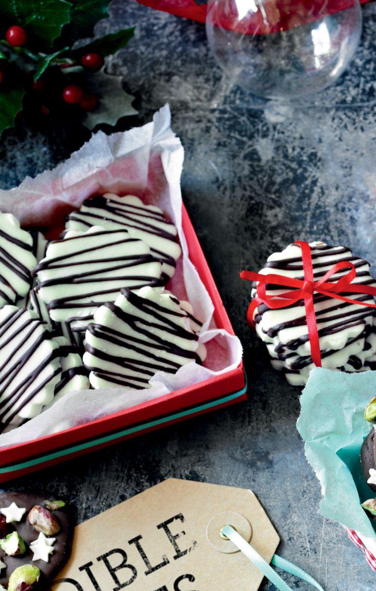 A lovely gift idea: Peppermint creams