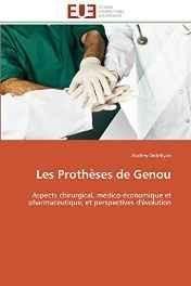 Les Protheses de Genou (French) Paperback ? Import 24 Aug 2015