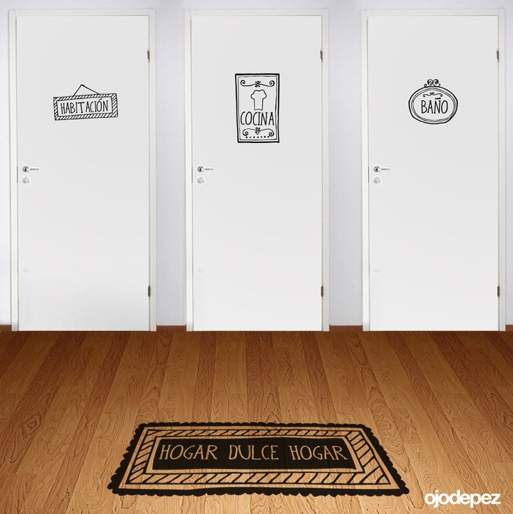 Vinilo decorativo home 030 cartelitos vinilos for Stickers vinilos decorativos