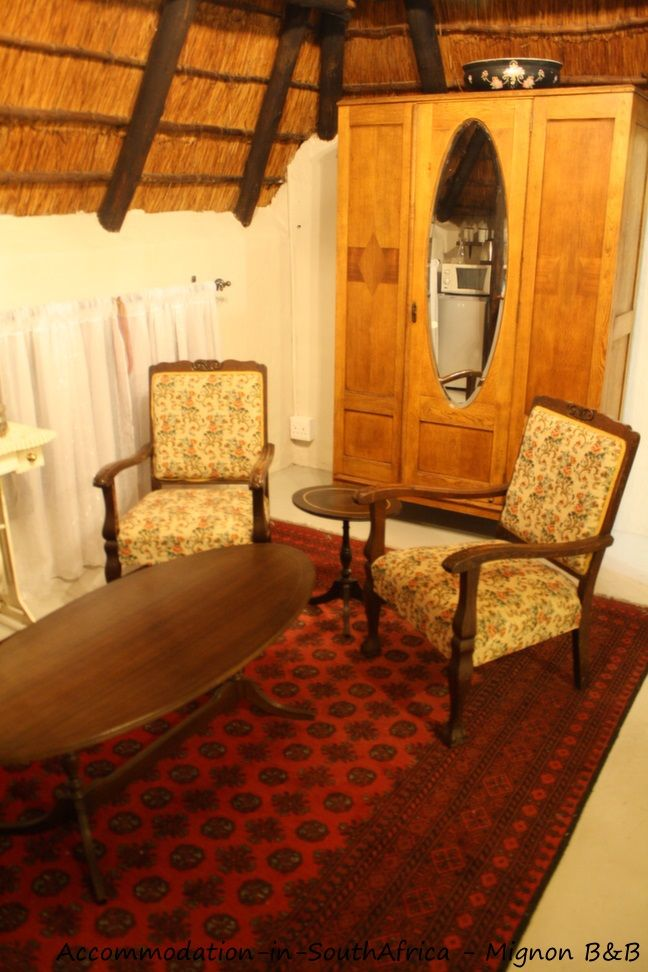 Bed and Breakfast accommodation Sasolburg. Accommodation at Mignon's B&B.