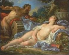 Jupiter et Antiope Jean-Simon BERTHELEMY