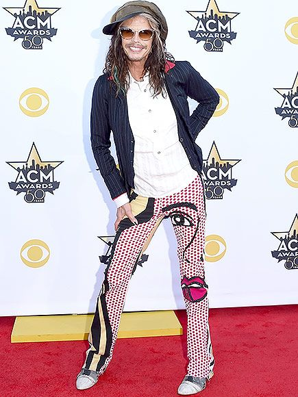How Steven Tyler Got All Fired Up While Filming His New Country Video: 'I Burnt My Eyebrows Off' http://www.people.com/people/article/0,,20935138,00.html
