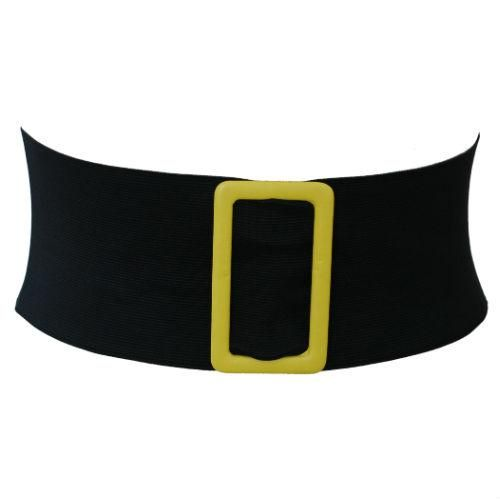 80's fancy dress - Wide Elastic 80's Waist Belt from The Latest Thing