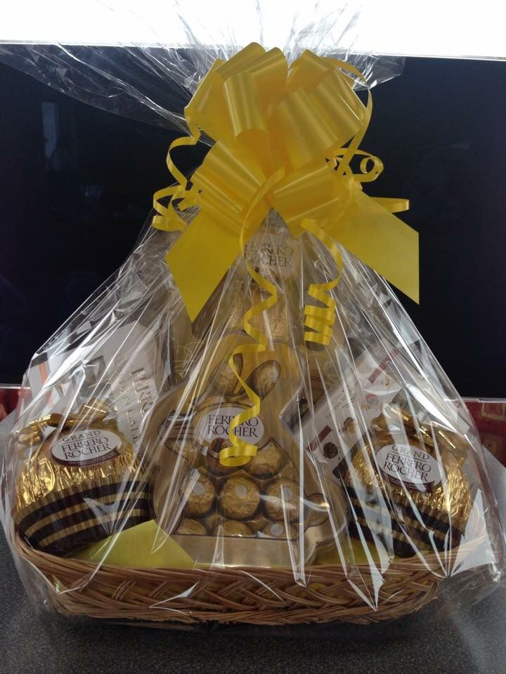 The 25 best easter hampers ideas on pinterest birthday hampers ferrero rocher easter hamper negle Image collections