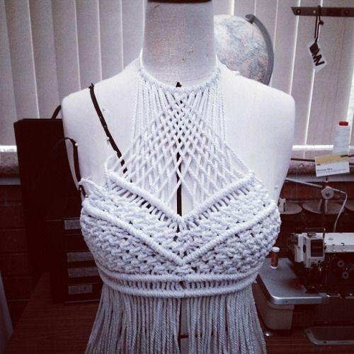 I'm intoMacrame: Germaine/Denisse M Vera designs