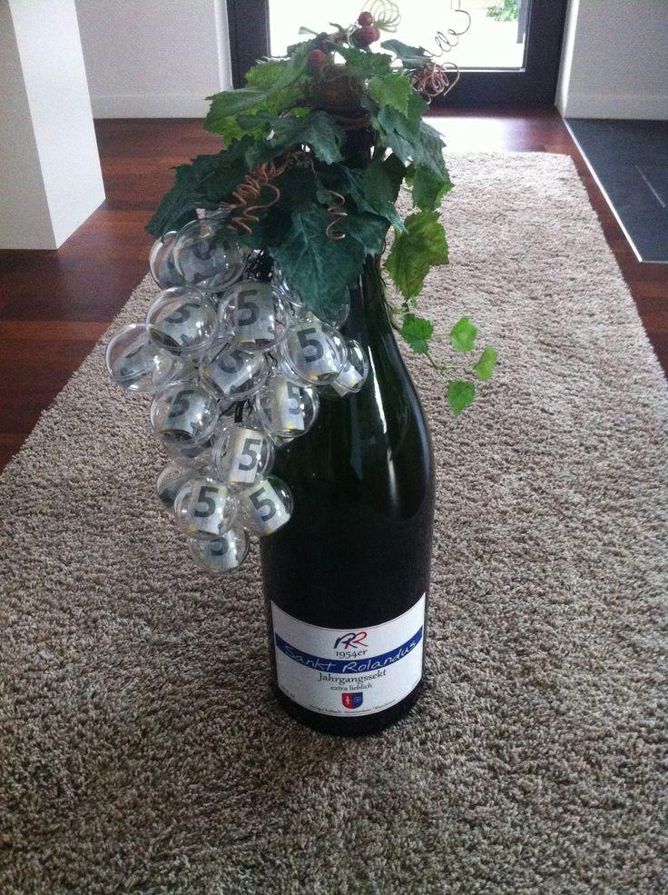 Geburtstagsgeschenk für einen Weinliebhaber