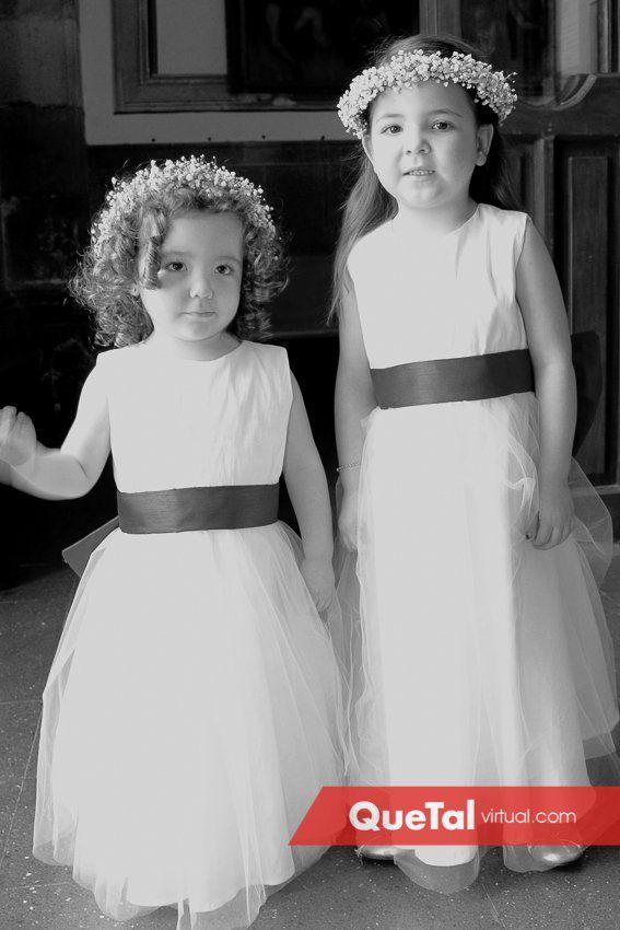 Las pajesitas | Quetal Virtual #wedding  #vintage #flores