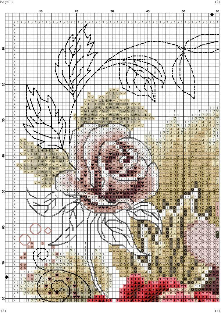 arabesque rose-3