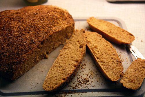 Saltet Maltbrød