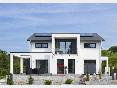 Innovation R Musterhaus Bad Vilbel - Einfamilienhaus von RENSCH-HAUS GMBH | HausXXL