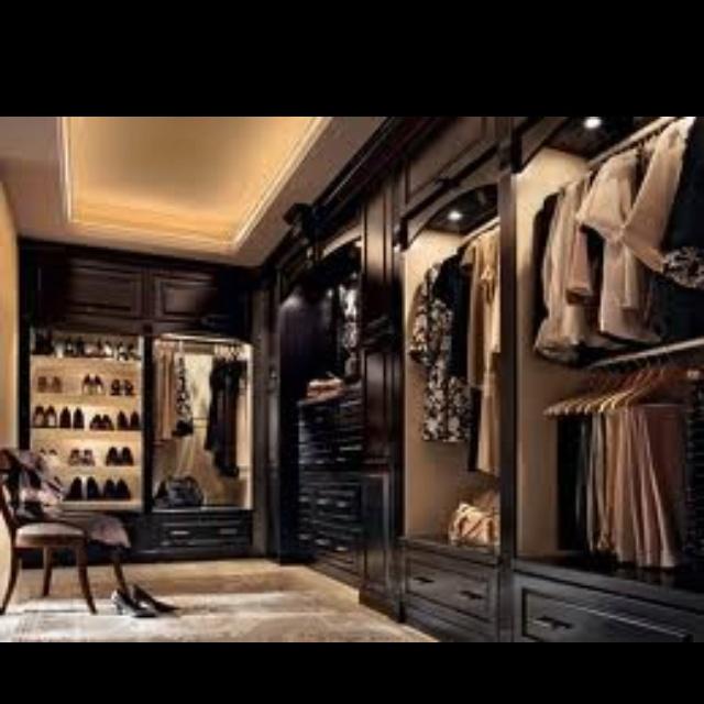 Another man's closet