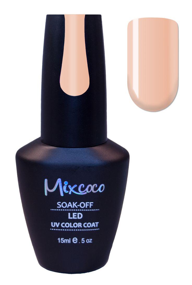 #Gellak#Mixcoco#031Au Naturelle €14.95 ✨#nails #gelpolish#gelnails#gelmanicure#gellish#gellac#gelish #manicure#nailspiration#nailinspiration