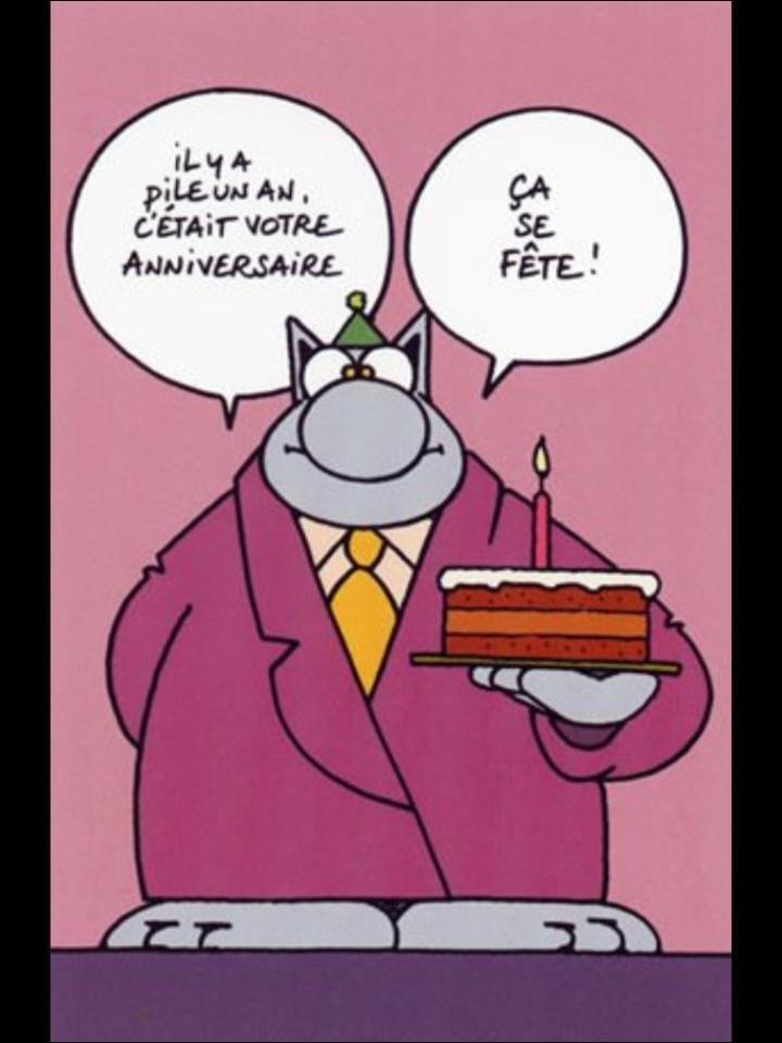 Anniversaire Humour Photo