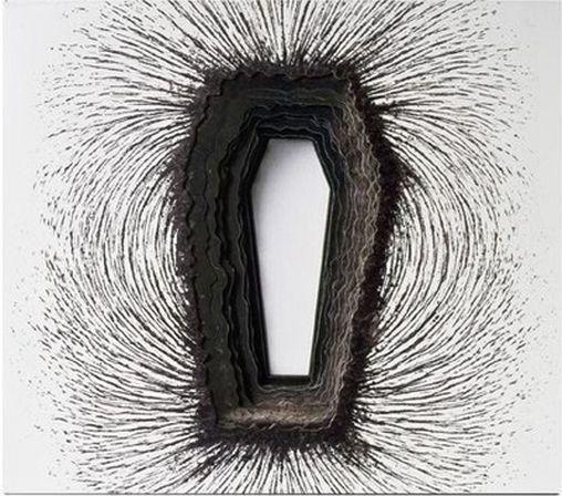 Metallica Death Magnetic Digipak CD 2008 Warner Bros Metal New #undefined #HardRock