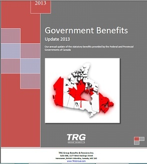 TRG Group Benefits Update 2013