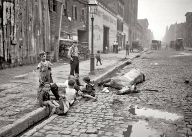 Εllis Island: Σπαρακτικές φωτογραφίες! Η ζωή των μεταναστών στη Νέα Υόρκη