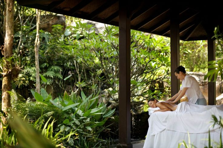 How about some rejuvenation at Singapore's best Spa? Visit Spa Botanica at The Sentosa Resort next time you are in Singapore. Fork it out at forkmycity.com