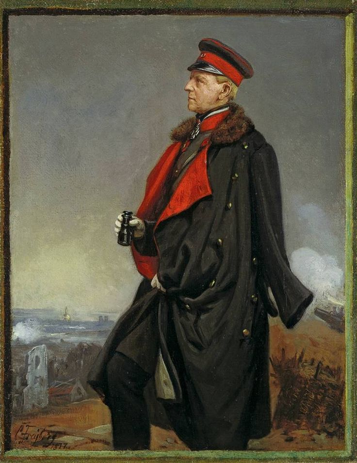 """marie-von-eisenflugel: """" Generalfeldmarschall Helmuth Graf von Moltke, 1877. Conrad Freyberg """""""