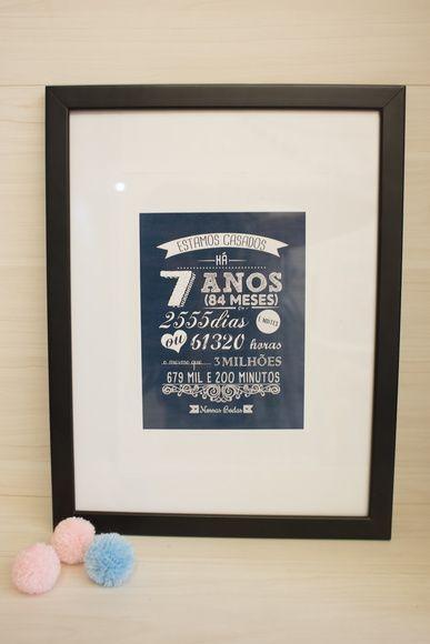 Lojinha Nossas Bodas | Arte digital para bodas de lã | www.nossasbodas.com
