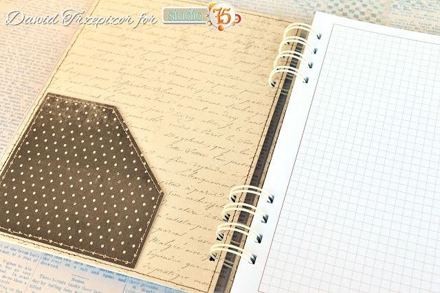 Blog studio75.pl: Notes / A notebook