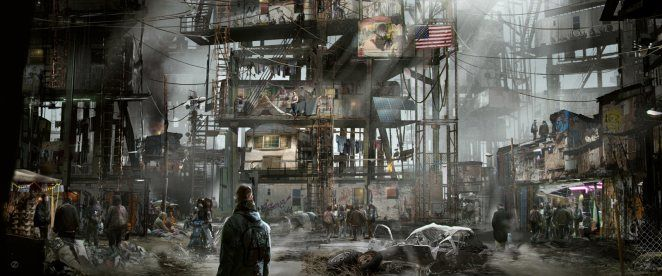 Get Ready For The Concept Art For Spielberg S Ready Player