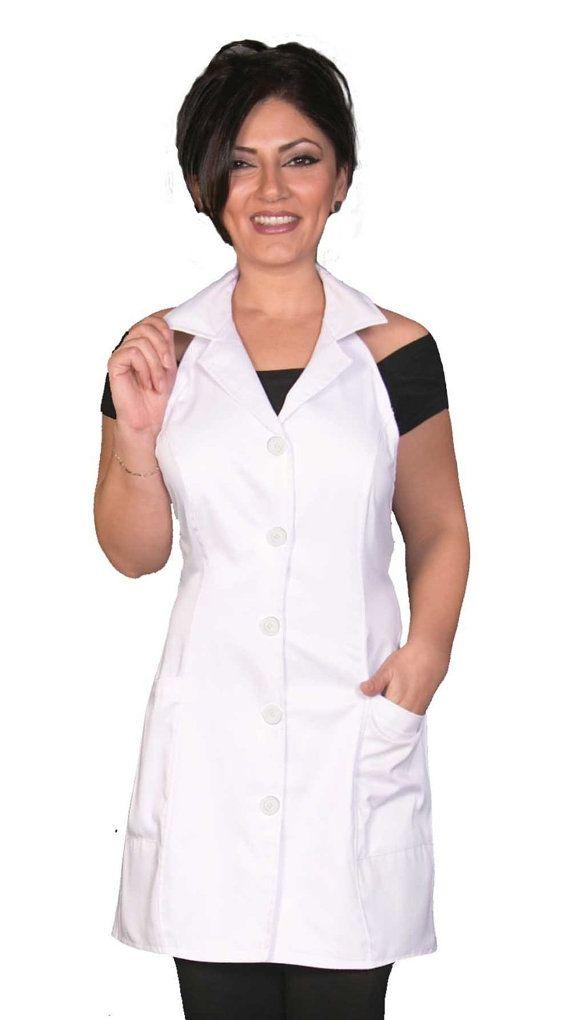 652 best women 39 s fashion images on pinterest nurses for Uniform at spa castle
