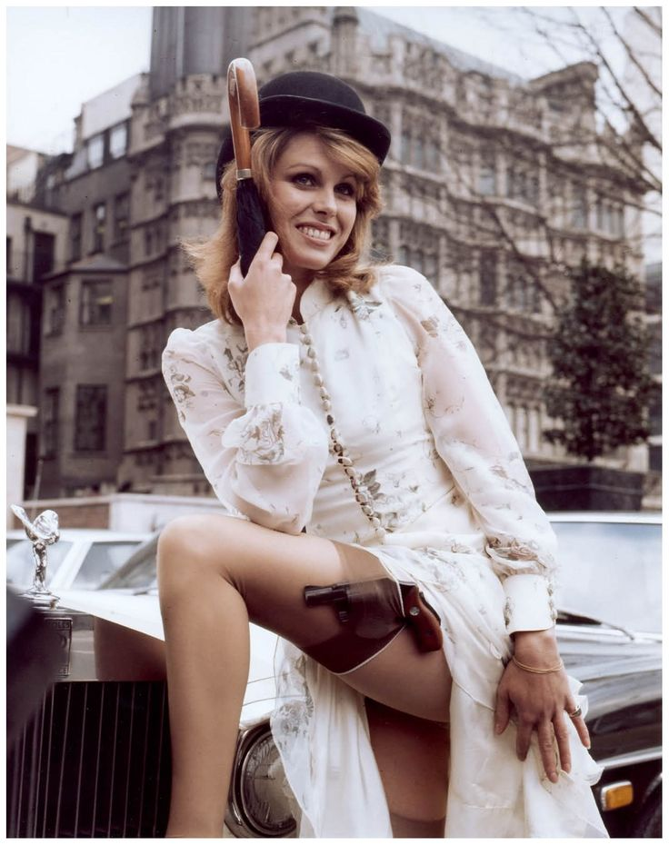 Joanna Lumley as Purdey