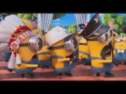 YMCA - Minions Song - (Despicable Me 2) - YouTube