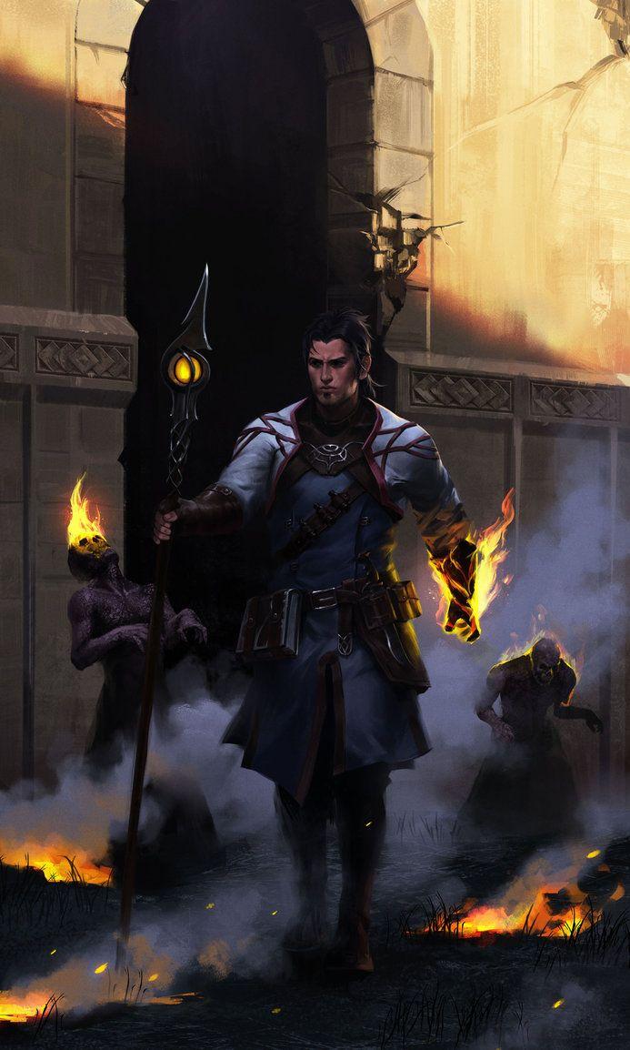 "adedrizils-shrine: ""  Burning by 949207 """