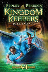 WDW Radio Disney Book Club: Kingdom Keepers VI LIVE CHAT! - www.wdwradio.com