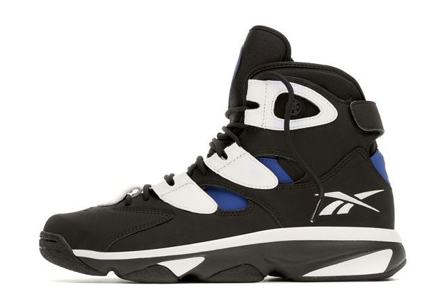 new arrival 548a1 d0c20 Shaq Attaq  A History of Shaquille O Neal s Reebok Signature Line   Tenis
