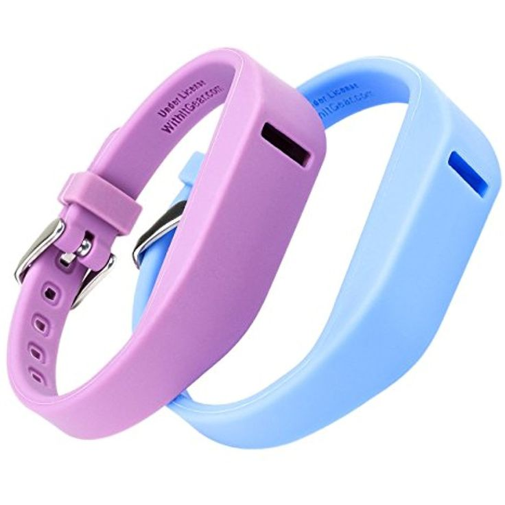 WITHit Fitbit Flex Wristbands - Fitbit Flex Replacement Bands With Chrome Watch Clasp, Fitbit Flex Color Bands, Fitbit Flex Accessory Bands, 2-Pack *** Check out this great product. (This is an affiliate link) #SportsMedicine