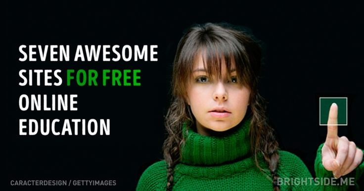 Seven awesome sites for free online education