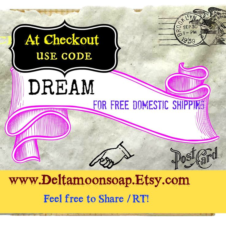 Coupon Code for free shipping, Goat Milk Soap, Gift for