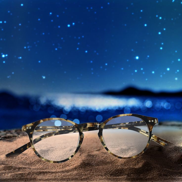 Summer 2017 is finally here! Those beach parties look even better when you're wearing the right glasses.
