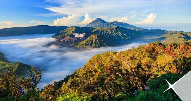 26 Pemandangan Paling Menakjubkan Di Seluruh Dunia Selain Dari Air Terjun Yang Memang Menakjubkan Tempatnya Yang Berada Di Hutan L Di 2020 Pemandangan Lofoten Pantai