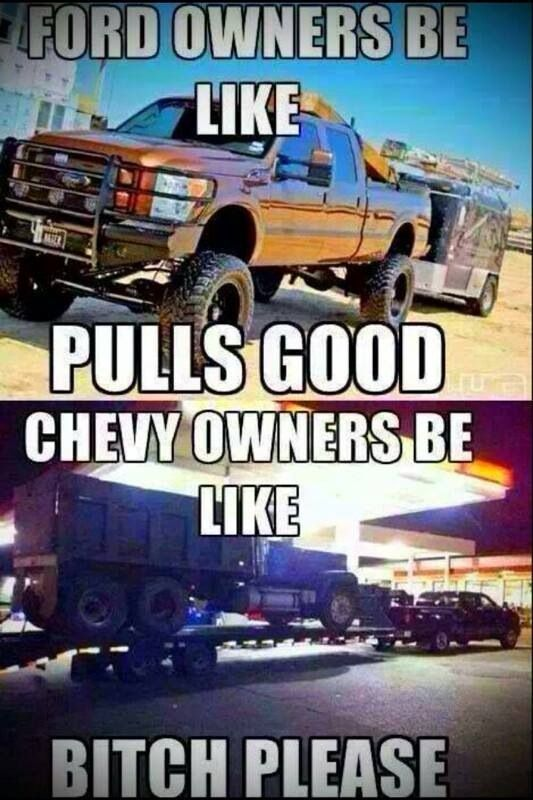Jacked Up Chevy Trucks >> 20 best images about Anti-Ford stuff on Pinterest | Blue ...