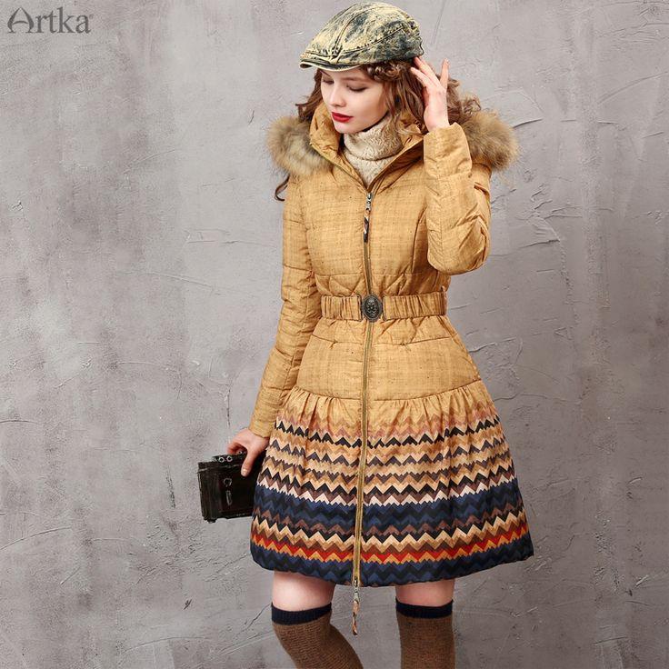 Artka этно-пуховик   Artka зимний пуховик с этническим узором, капюшон с натуральным мехом. Наполнитель: 90% утиный пух. Размеры: S, M, L. ☮️Цена: 8400 руб. Закажите на сайте: bohomagic.ru, доставка от 2 недель. http://bohomagic.ru/shop/for-her/artka-etno-puxovik/ #бохо #boho #bohochic #бохошик #бохоодежда #бохостиль #бохостайл #стиль #женщина #мода #зима #artka #артка  #интернетмагазин #одежда #шоппинг #верхняяодежда #зимняяодежда #bohomagic #пальто #бохопальто #пуховик #женскийпуховик…