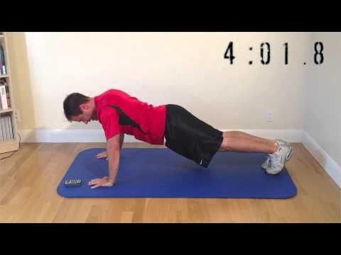 ▶ Total Body Plank Workout, 6 Minutes of Terror, Best Ab Routine - Tone-and-Tighten.com