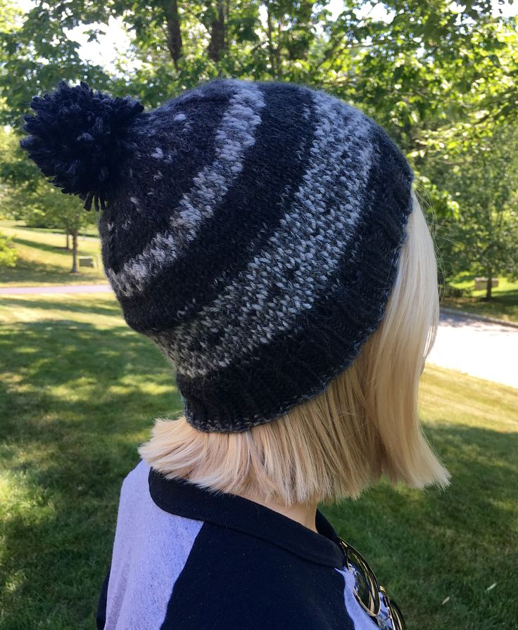 54 best Fair isle hats loopsnswoops images on Pinterest | Fair ...