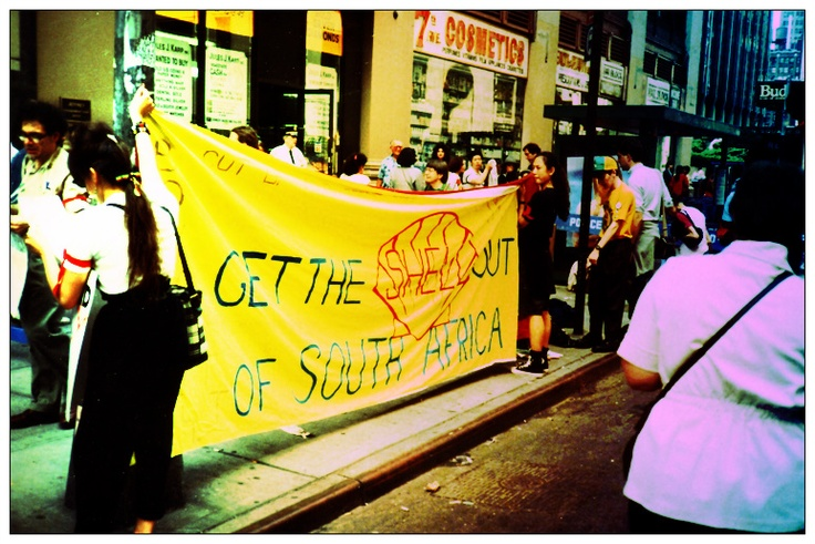 ICCR began when a group of faith-based organizations with investments in companies doing business in apartheid South Africa joined forces. They petitioned their companies to withdraw from South Africa until Apartheid was eradicated. Thus, a movement known was born.