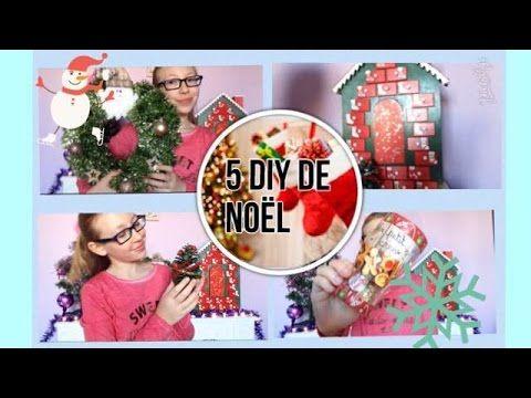 DIY ♡ Préparons Noël ensemble - YouTube