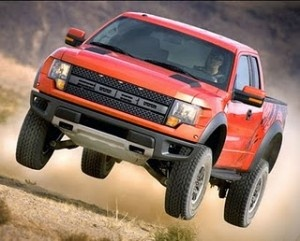 The 2012 Ford F150 Raptor SVT!! Awesome !