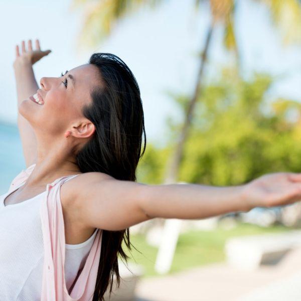 entspannungsbungen bei stress einatmen ausatmen sich strecken - Ausatmen Fans