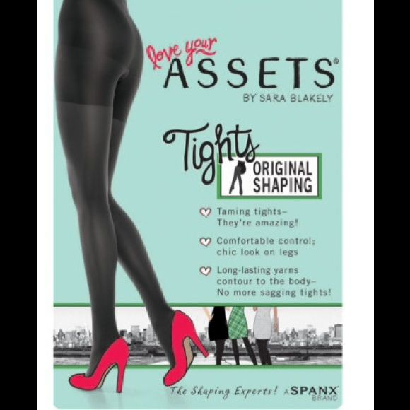 NWOT spanx tights New but out of the box tights in black. Hold everything in place. Great support. Both are out of package but new. SPANX Accessories Hosiery & Socks