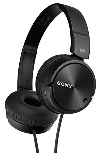 Sony MDRZX110NC Noise Cancelling Headphones * For more information, visit…